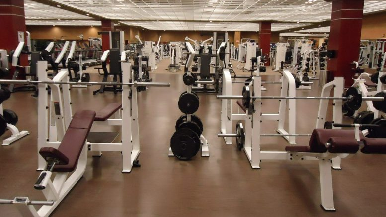 Picture of a gym