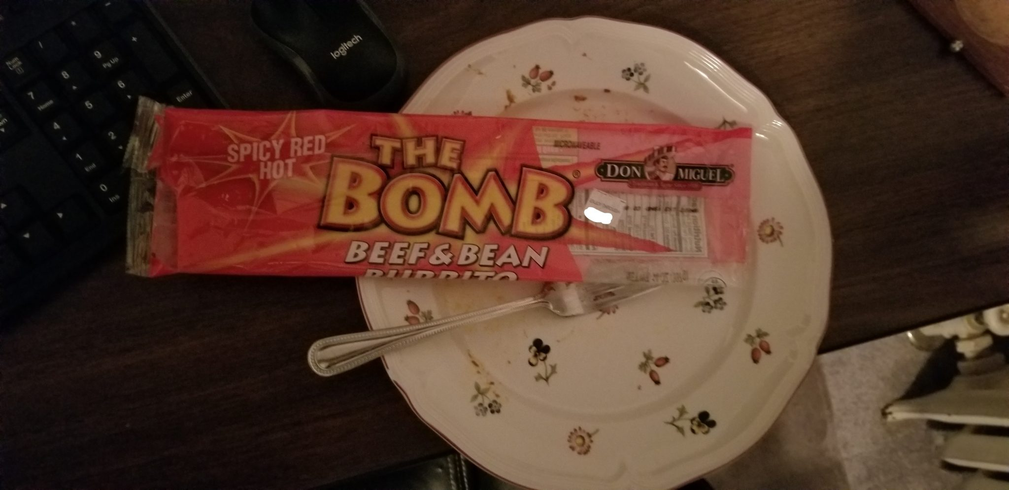 Finished Bomb Wrapper