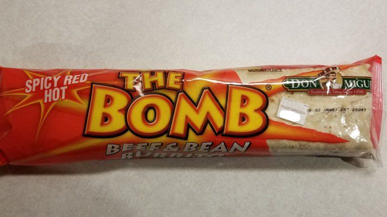 The Bomb Hot