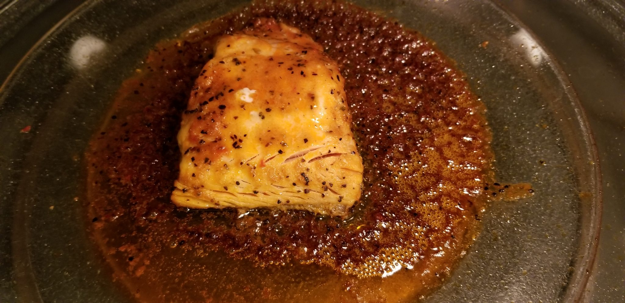 Morey's Wild Caught Salmon Cooked