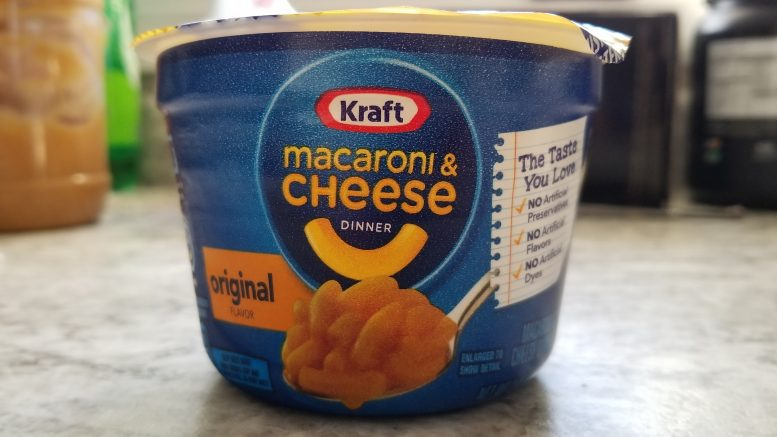 Kraft Easy Macaroni & Cheese