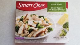 Smart Ones Creamy Rigatoni with Broccoli & Chicken