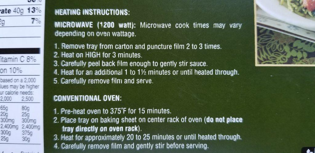 Trader Joe's Tikka Masala with Spinach Basmati Rice Cooking Instructions