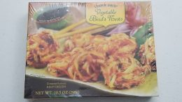 Trader Joe's Vegetable Bird's Nests Review