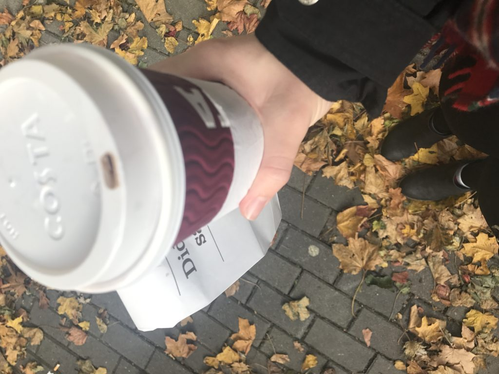 Costa Coffee run Dublin