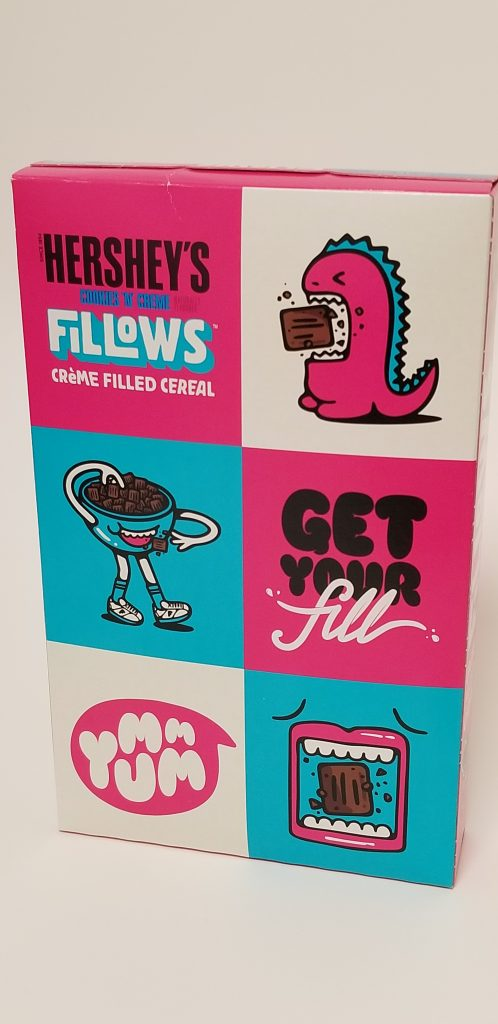Hershey's Fillows