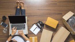 building an ecommerce store offline
