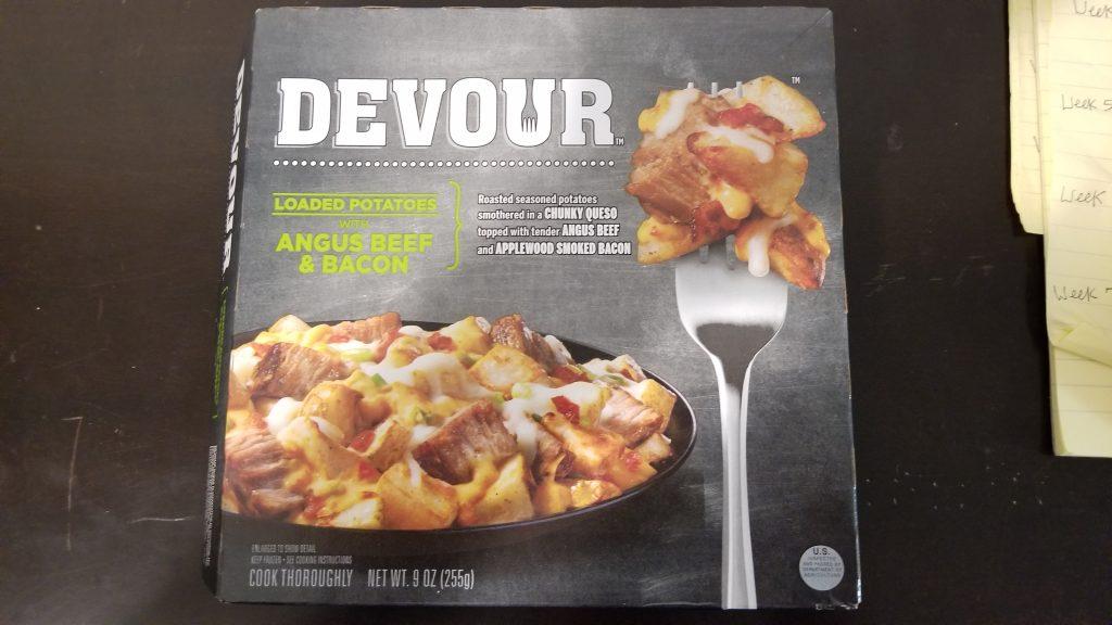 Devour Loaded Potatoes