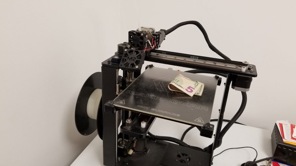 invent a product with a 3d printer