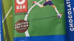 Chocolate chip clif bar