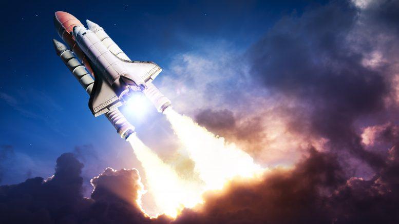 rocket blasting off for rocket.net hosting review