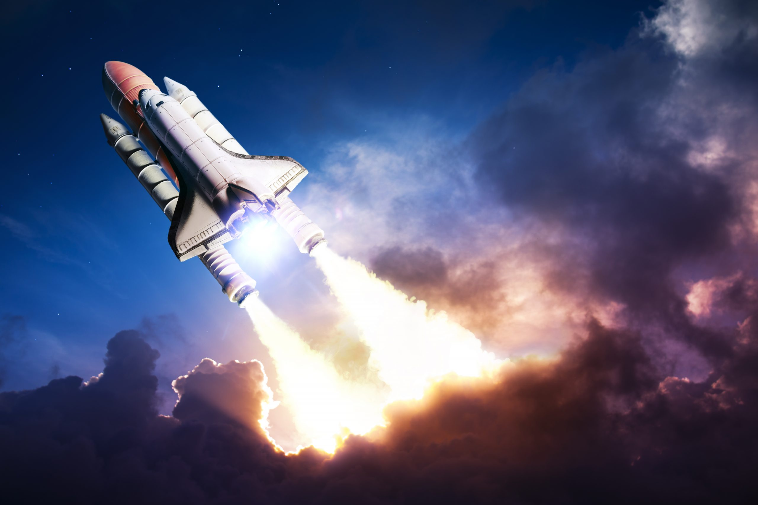 rocket blasting off for rocket.net hosting review