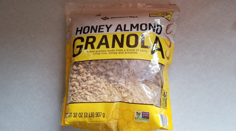 Member's Mark Honey Almond Granola