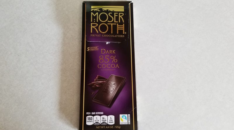 Moser Roth 85% Dark Review