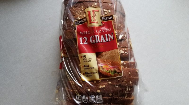 L'oven fresh 12 grain bread