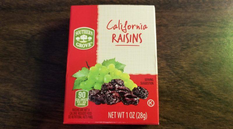 Aldi Raisins