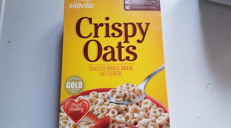 Millville Crispy Oats Review