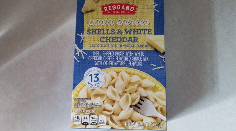 Reggano Shells & White Cheddar