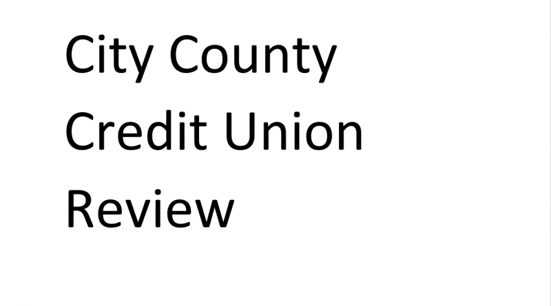 City county credit union review