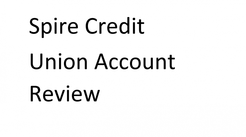 spire credit union review