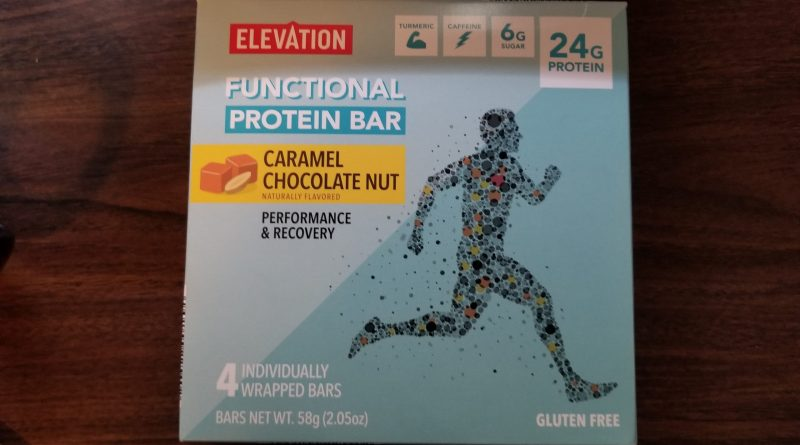 Elevation Functional Protein Bar