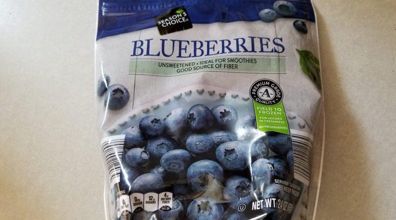 Seasons Choice Blueberries