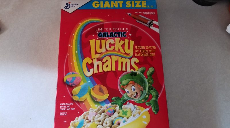 Lucky Charms Galactic Review