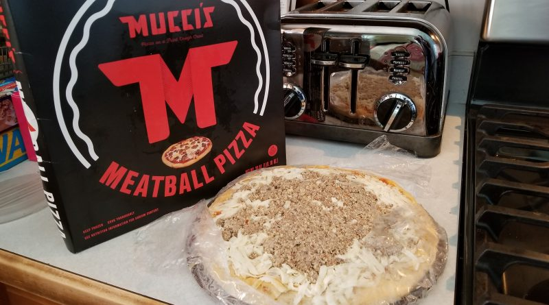 Mucci's Pizza Review