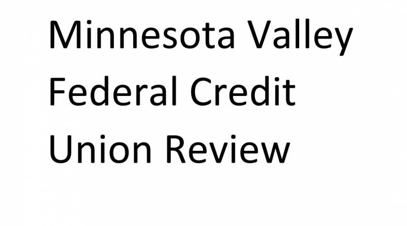 Minnesota Valley Federal Credit Union Info and Review