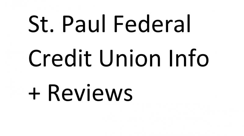 St Paul Federal Credit Union